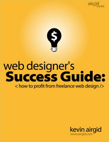 Freebie: E-Book Web Designer's Success Guide