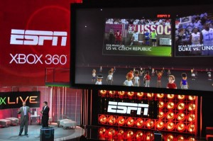 ESPN Streaming on Xbox Live