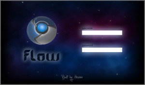 Flow Screen by Hexxeh