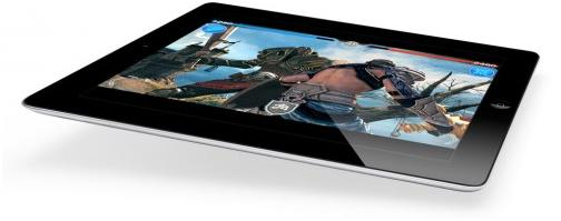 Apple iPad 2 Slimmer Then Original iPad