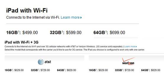 iPad 2 Price