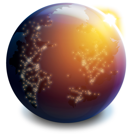 Mozilla Firefox Aurora Logo