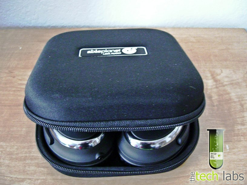 Sound Clarity NC510B Noise Reduction Headphones Case