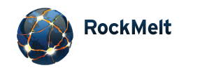 RockMelt Beta 3 Internet Browser Logo