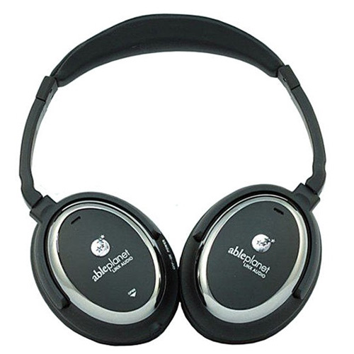Able Planet Sound Clarity (NC510B) Noise Reduction Headphones
