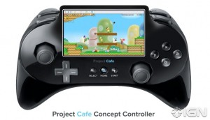 Nintendo Project Cafe Concept