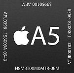 Apple A5 Processor to power iPhone 5