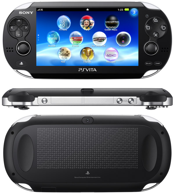 PlayStation Vita | PS VITA Features, Specifications, Pricing - The ...