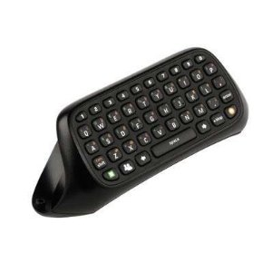 The Xbox 360 Wireless Chatpad