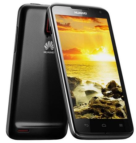 Huawei Ascend D - MWC 2012