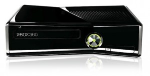 Xbox 360 Slim Console with Integrated Wireless Adapter