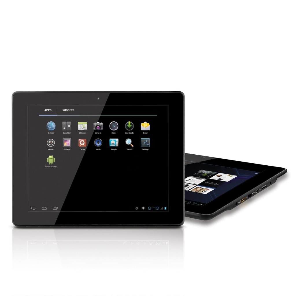 Coby Tablet