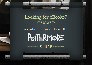 Pottermore Exclusivity