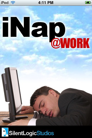 Worst Mobile Apps - iNap At Work