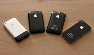 iPhone 2, iPhone 3, iPhone3G & iPhone3GS
