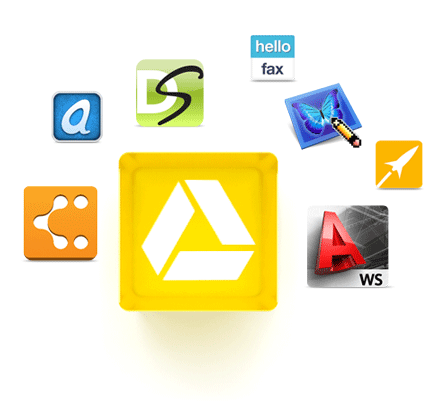 App Review - Google Drive
