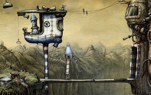 Machinarium Ingenuity