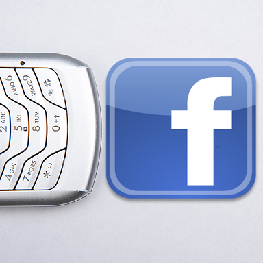 Facebook Icon And Facebook Phone?