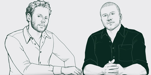 Airtime & Napster Founders Sean Parker & Shawn Fanning