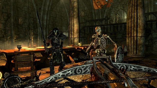 Dawnguard Expansion will add more Draugrs and new enemy types
