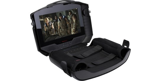 GAEMS G155 Portable Gaming Environment
