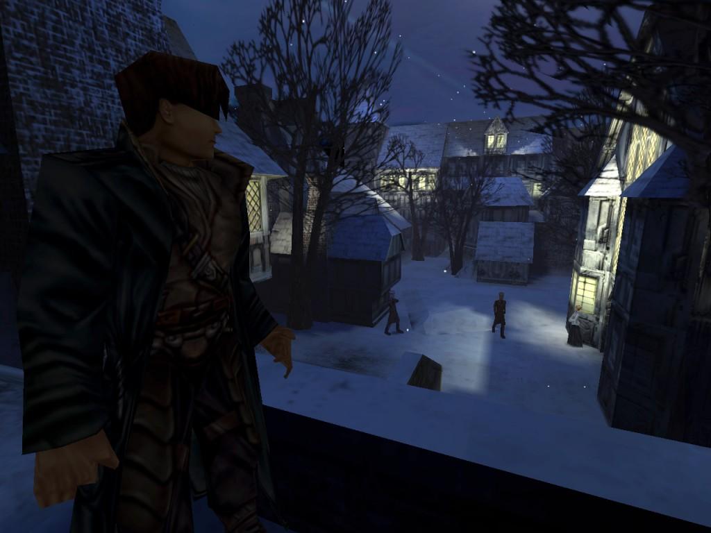 GOG - Anachronox Screenshot