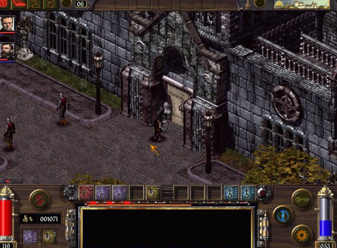 GOG- Arcanum of Steamworks & Magick Obscura Screenshot