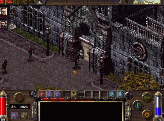 GOG- Arcanum of Steamworks & Magick Obscura Screenshot