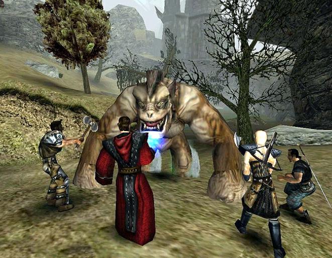 GOG - Gothic Screenshot