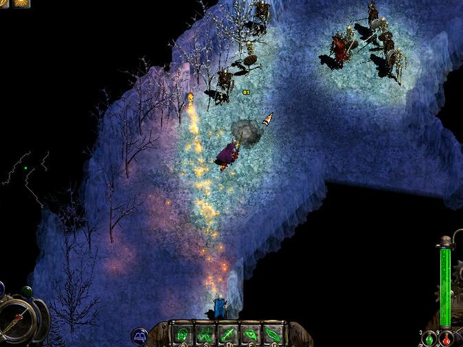 GOG - Nox Screenshot