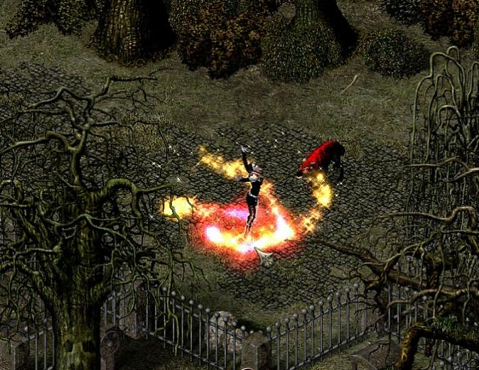 GOG - Sacred Screenshot