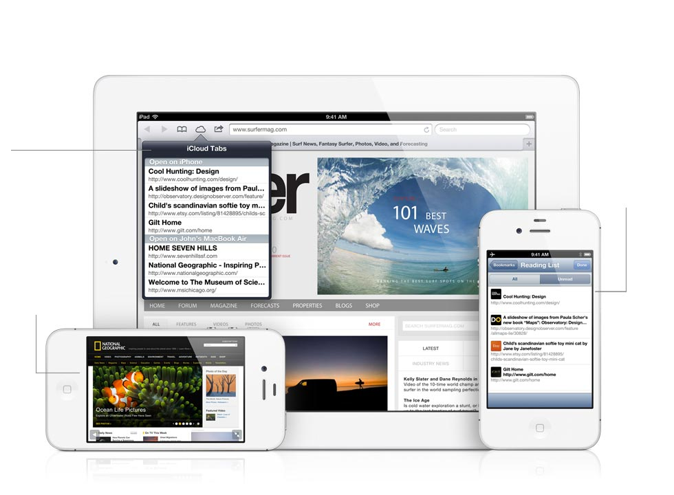 Improved Safari Browser For iOS 6