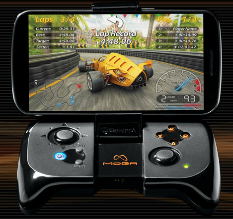 The PowerA MOGA Controller For Android