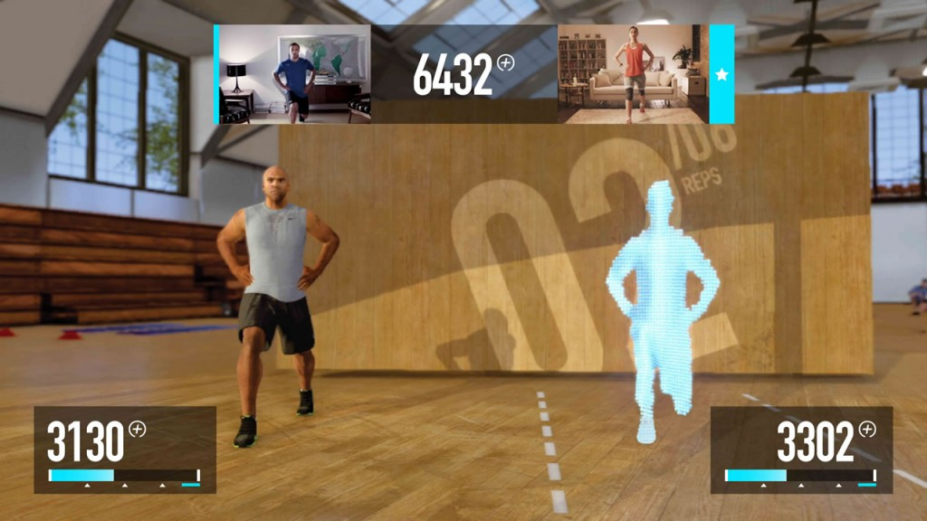 Nike+ Kinect Training For Xbox 360