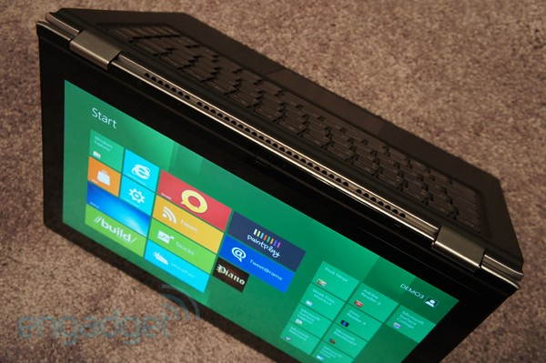 Lenovo Ideapad Yoga Tablet