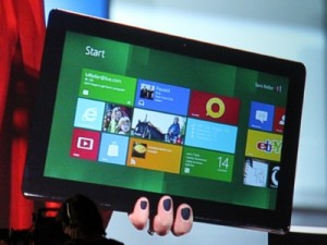 Windows 8: Competitor to Apple & Android