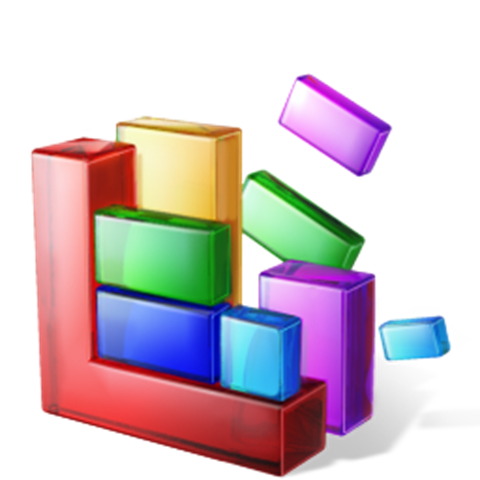 Windows Defrag Icon