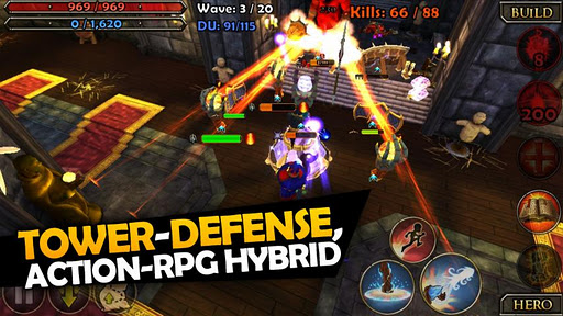 Dungeon Defenders Second Wave Screenshot