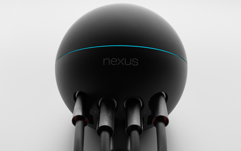 Nexus Q Plugged In
