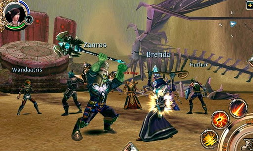 Order & Chaos Online Screenshot