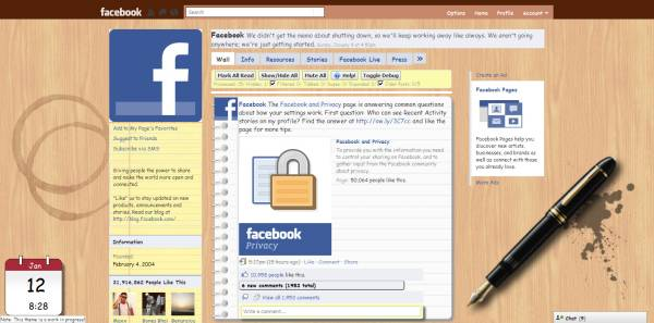 Social Fixer - Facebook Themes & Skins