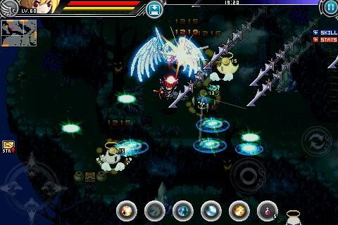 Zenonia 3 Screenshot