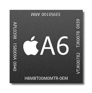 iPhone 5 A6 Procesor