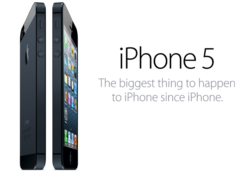 iPhone 5, The Biggest Thing to Happen to iPhone