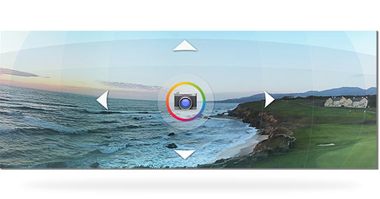Android 4.2 Photo Sphere Panoramic Photo
