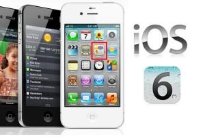 iOS 6 Mobile Update