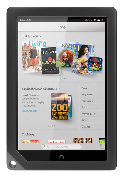 Barnes and Noble 9 inch Nook HD+