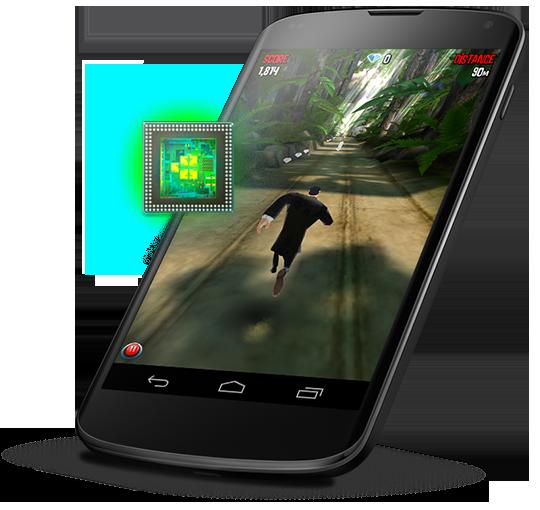 Nexus 4 With Quad Core Exynos Performance