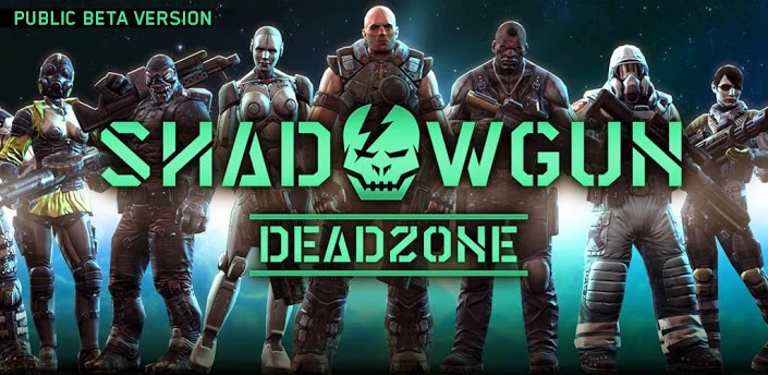Shadowgun DeadZone Beta