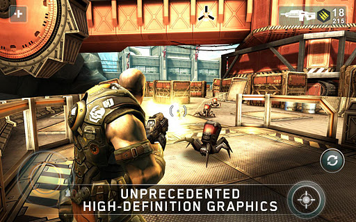 Shadowgun Graphics